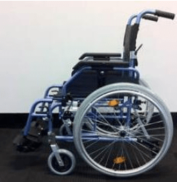 OMEGA SP2 WHEELCHAIR 62009 by Quintro Health Care