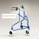 Walker Accessories - Basket To Suit Care Quip Tri-Walker-Care Quip-Breeze Mobility