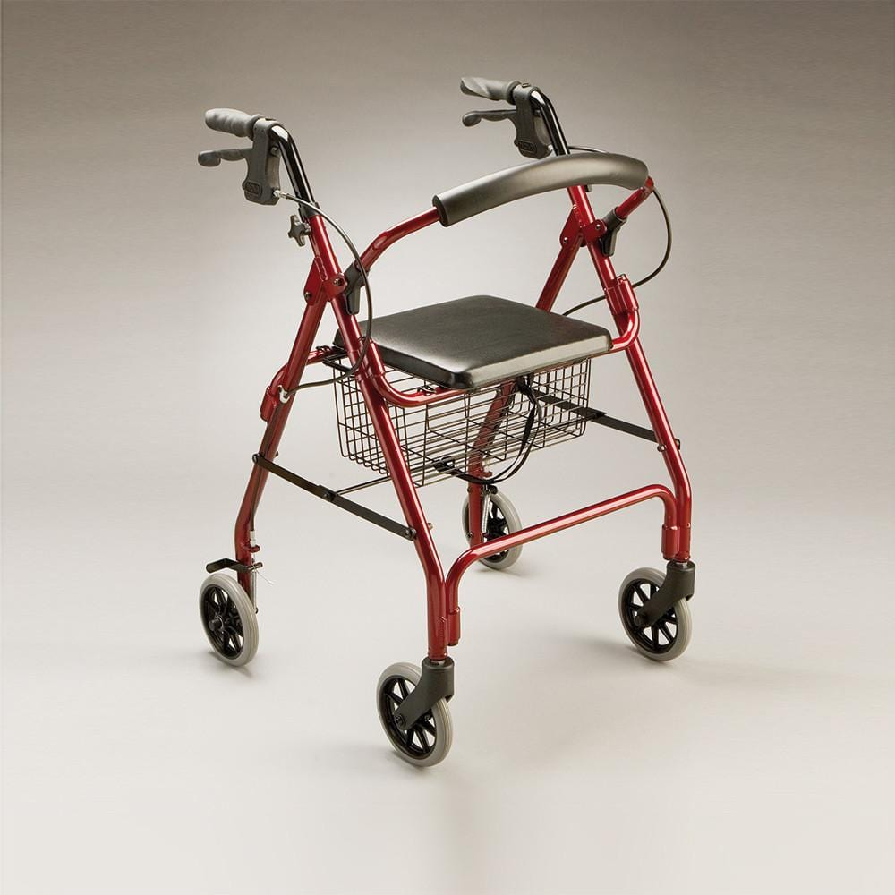 Care Quip - Adventurer Walker / Rollator by Care Quip