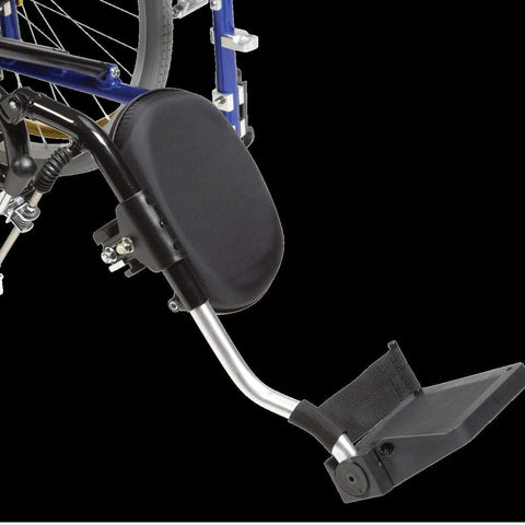 Aluminium Elevating Footrests for Drive XS2 & SD2 Wheelchair, Breeze Mobility