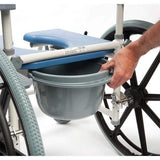 Aston Mobile Shower Commode, Breeze Mobility