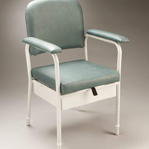 Bedside Commode B1062 - Care Quip, Breeze Mobility