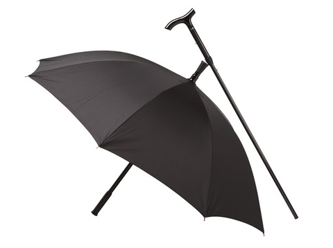 Aluminium Umbrella Canes, Breeze Mobility
