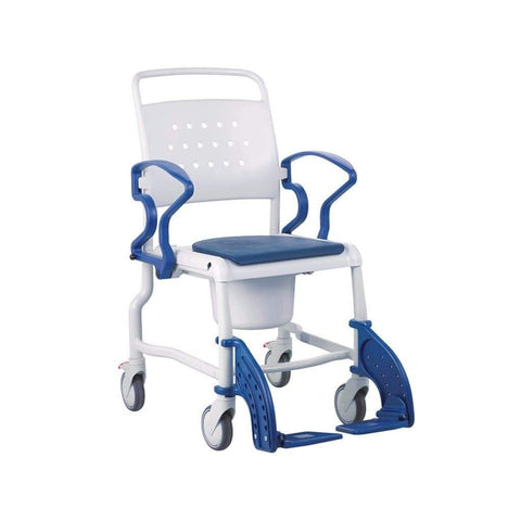 Care Quip - Bonn Mobile Shower Commode B7030 - Breeze Mobility