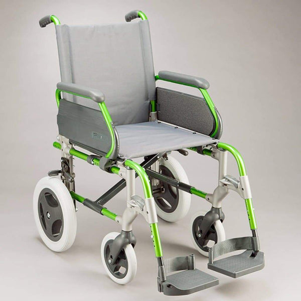 Care Quip - Breezy Transit Wheelchair 312