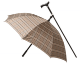 Carbon Fibre Umbrella Canes, Breeze Mobility