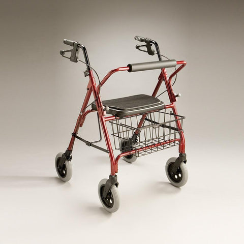 Care Quip - Caravan Walker / Rollator 2937, Breeze Mobility