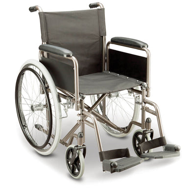 Care Quip Triton Wheelchair