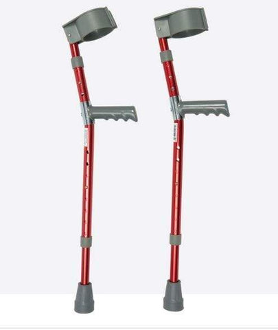 Child Paediatric Crutches, Breeze Mobility