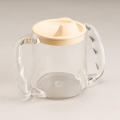 Care Quip - Clear Caring Mug CB0030 by Care Quip