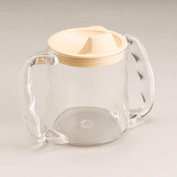 Care Quip - Clear Caring Mug H5710, Breeze Mobility