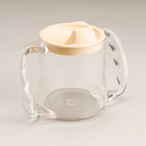 Care Quip - Clear Caring Mug H5710