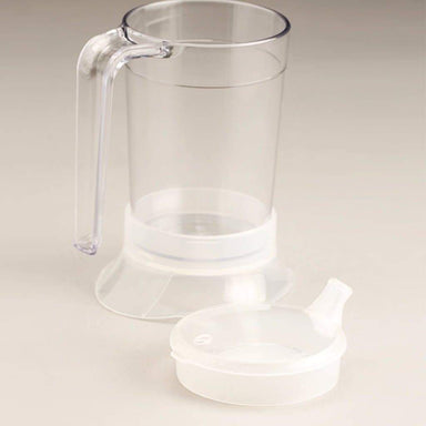 Care Quip - Clear Polycarbonate Mug CB0040 by Care Quip