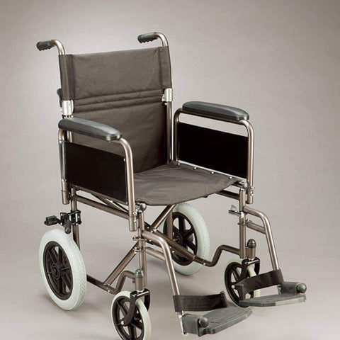 Care Quip - Combi Deluxe Transit Wheelchair 404, Breeze Mobility