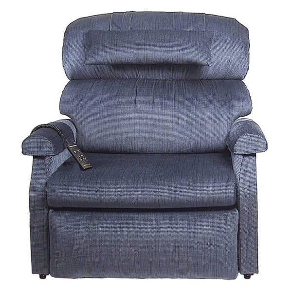 Care Quip - Comforter Chair _ Extra Wide 8120W, Breeze Mobility