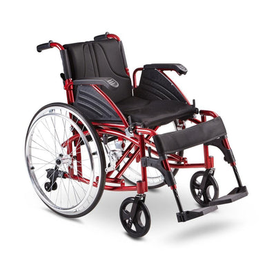 Care Quip - Concorde Wheelchair by Care Quip