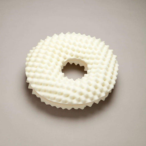 Care Quip - Convoluted Foam Ring Cushion 3076, Breeze Mobility