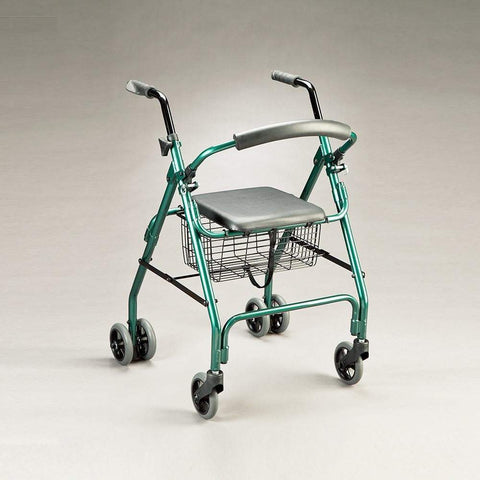 Care Quip - Cruiser Walker / Rollator 2907, Breeze Mobility
