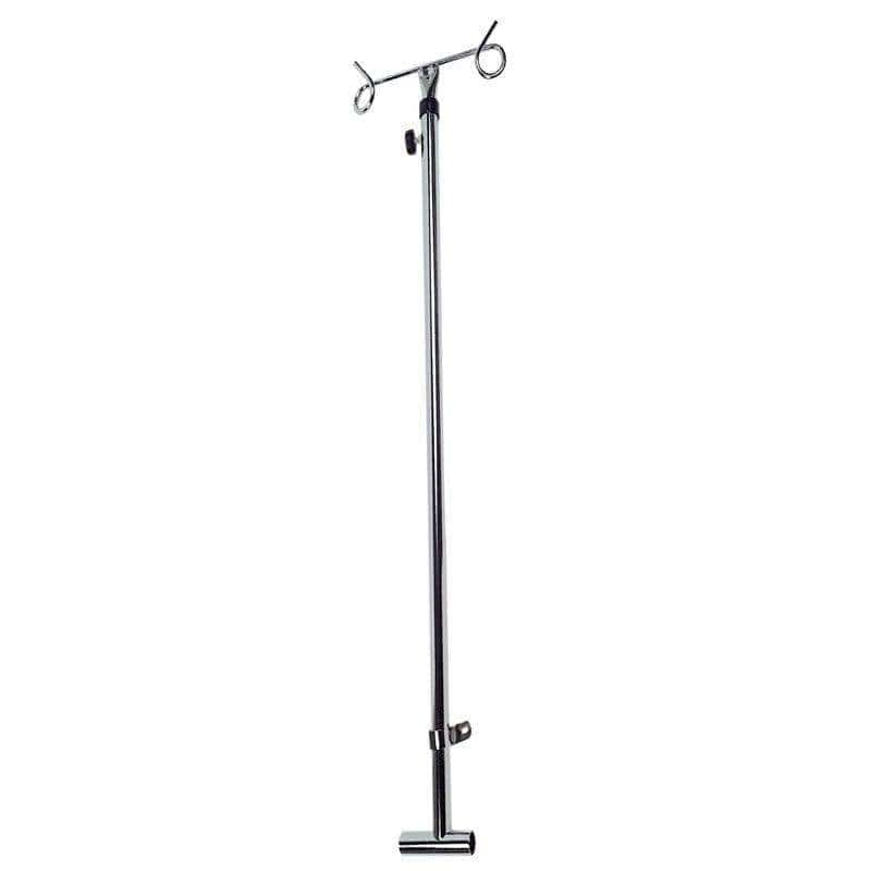 Care Quip - IV Pole for Wheelchair NZ2390 by Care Quip