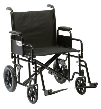 Drive Bariatric Steel Wheelchair