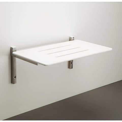 Care Quip - Drop Down Shower Seat B1005