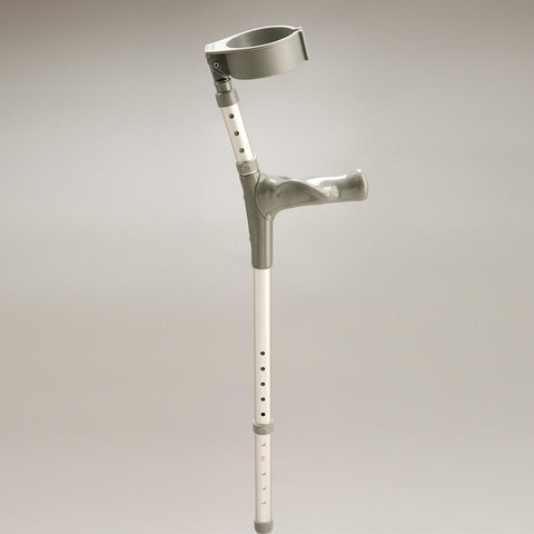 Care Quip - Elbow Crutches Coopers Cumfy Handle 410L - Breeze Mobility