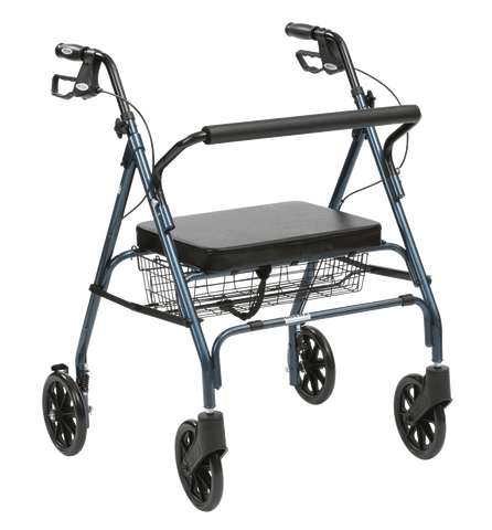 Drive - Heavy Duty Walker / Rollator, Breeze Mobility