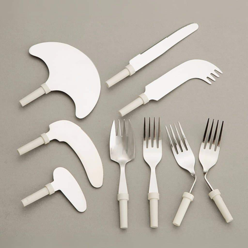Care Quip - Kings Cutlery Heads by Care Quip