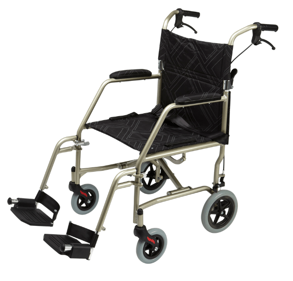 Omega LA1 Wheelchair Gold 61003 by Quintro Health Care
