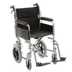 Drive - Enigma Lightweight Aluminium Wheelchair (Transit), Breeze Mobility