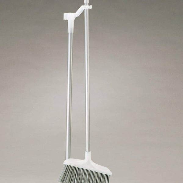 Care Quip - Long Handled Dust Pan & Brush H6900