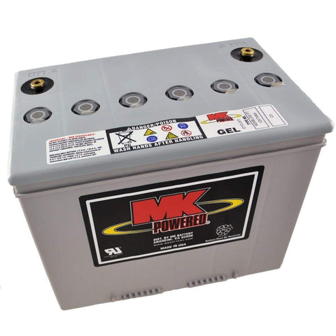 97AH GEL BATTERY - SUITABLE FOR EASY RIDER & KING COBRA