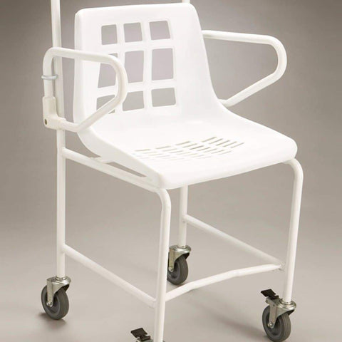 Care Quip - Mobile Shower Chair B1030, Breeze Mobility