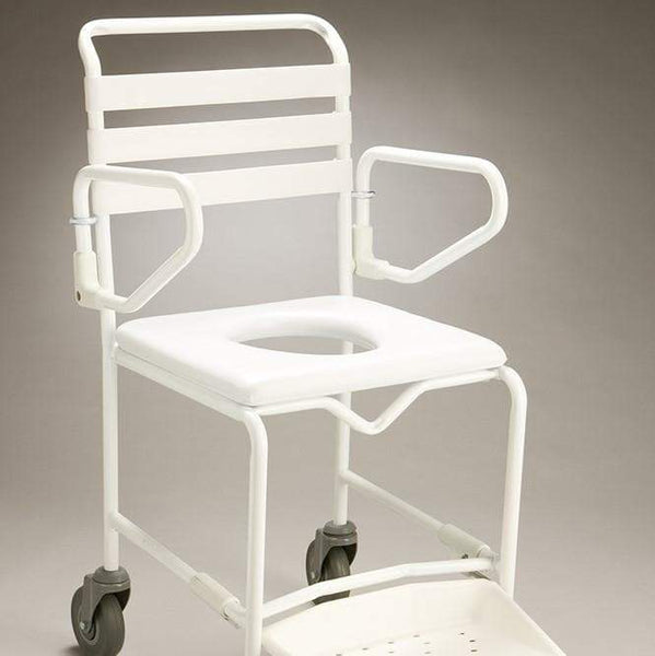 Care Quip - Mobile Shower Commode B1020