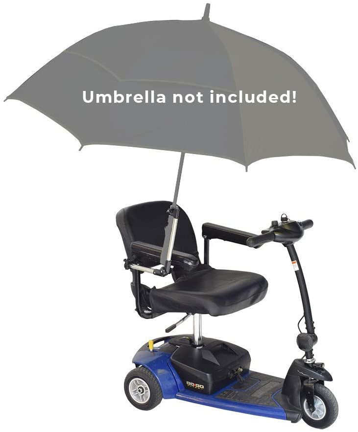 Umbrella Holder for Wheelchairs, Scooters & Walkers