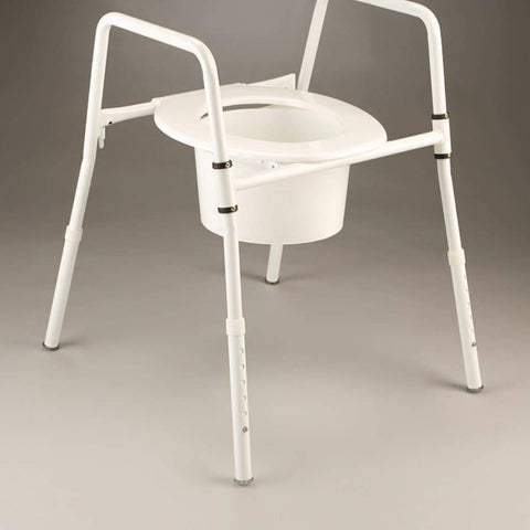 Care Quip - Overtoilet Aid - Folding B1015, Breeze Mobility
