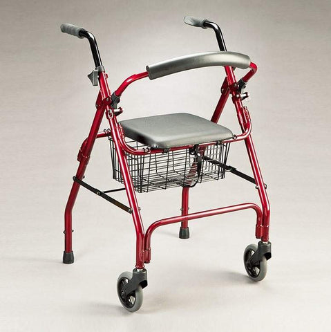 Care Quip - Pacer Walker / Rollator  2906