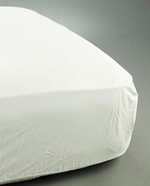 Care Quip - Plastic Fitted Sheet -Single,Double,Queen