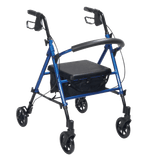 Drive - Adjustable Seat Height Walker / Rollator, Breeze Mobility