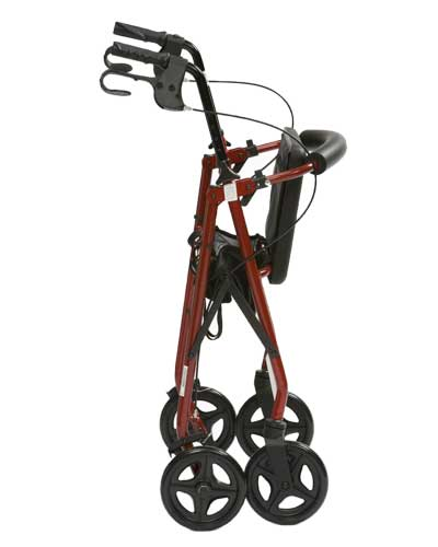 Drive R8 Rollator - Lightweight & Practical Walker (with bag)