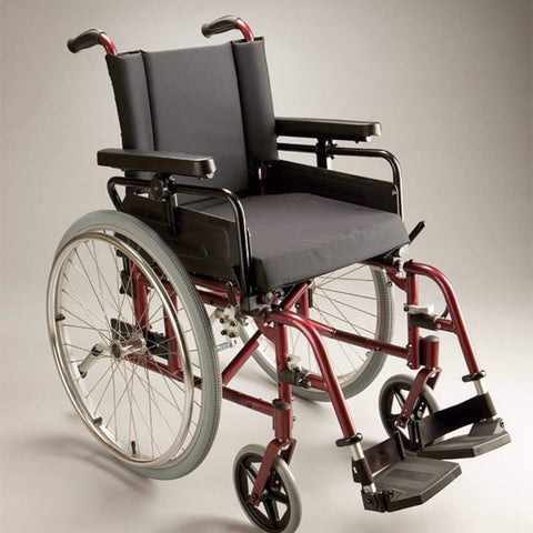 Care Quip - Rainbow Wheelchair 818