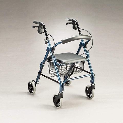 Care Quip - Rover Walker / Rollator 2969, Breeze Mobility