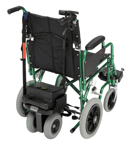Drive - Powerstroll S-Drive Powered Assistance (Wheelchair Not Included), Breeze Mobility