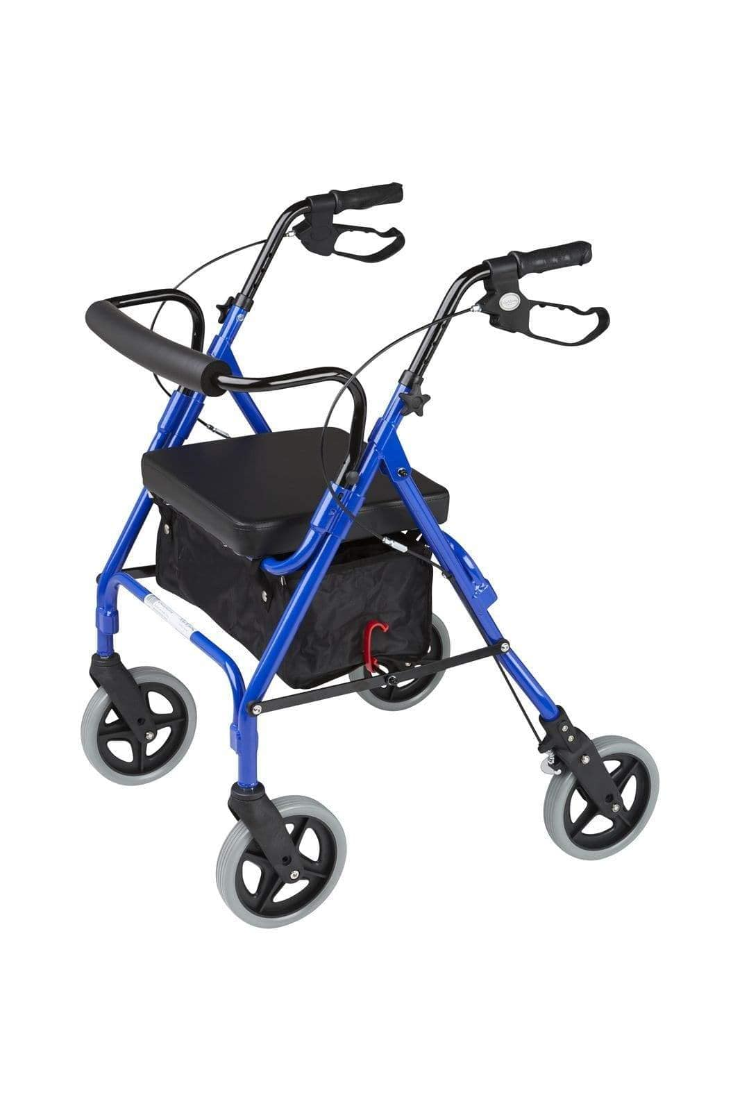 ALPHA 428 ROLLATOR Blue 57024 by Quintro Health Care
