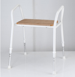 DELTA S45-T HD SHOWER STOOL, Breeze Mobility