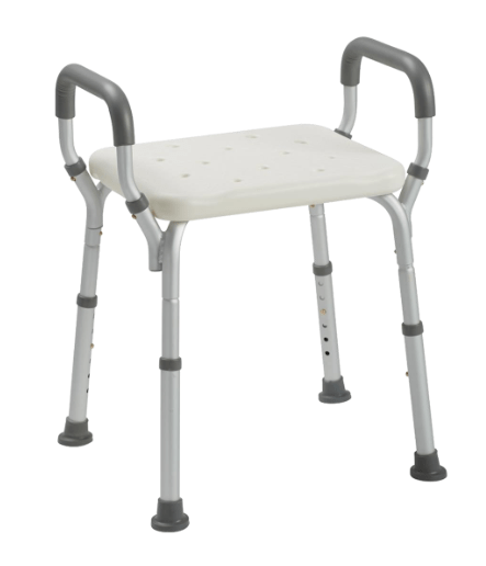 DELTA S24 SHOWER STOOL, Breeze Mobility