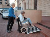 Decpac Mobility Ramp - Personal 70cm