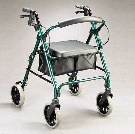 Care Quip - Scout Walker / Rollator 2727, Breeze Mobility