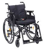 Drive - SD2 Super Deluxe Aluminium Wheelchair (Self Propelled), Breeze Mobility
