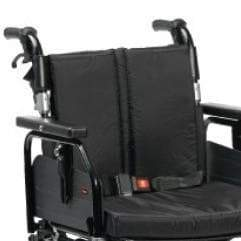 Drive - SD2 Super Deluxe Aluminium Wheelchair (Transit) by Drive